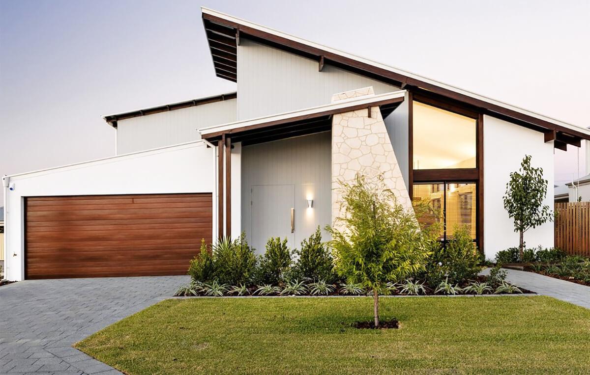 Загородный дом в стиле лофт