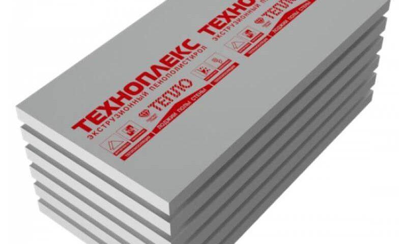 Экструдированный пенополистирол