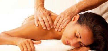 Оздоровительный массаж шейно-воротниковой зоны